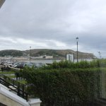 View of Great Orme from bay window