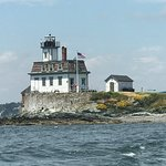 Rose Island Lighthouse Picture