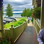 Petoskey's beautiful,elegant Bayview hotel