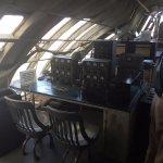 Spruce Goose cockpit - McMinnville Aviation Museum - Evergreen organization