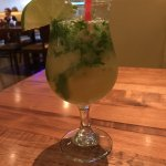 Mojito with Indian spice