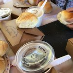 A scrumptious picnic created by The Wild Oak!