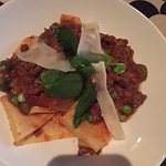 Wild boar ragout from Tinto