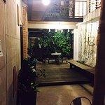 Outdoor / Smoking area..