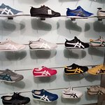 Many variations of Onitsuka in here