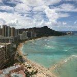 Ocean View - Sheraton Waikiki