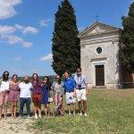 The Capella Della Madonna di Vitaleta