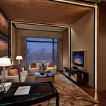 Galaxy Royal Suite Sitting Room