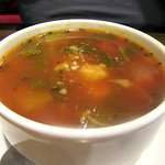 minestrone soup, Cafe Alfresco, Atlantis Casino Resort, Reno, Nevada