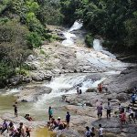 Over view Chamang WaterFall