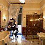Suite Deluxe Sea View. Bathroom