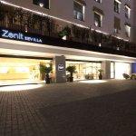 Foto van Hotel Zenit Sevilla