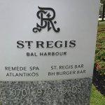 Foto de The St. Regis Bal Harbour Resort