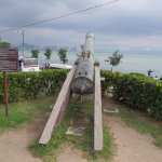 "Seri Rambai. The mother of all cannons there. Straddle it and soon you""ll be a mother as legend"