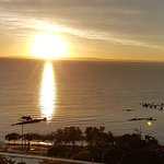 Sunrise at Redcliffe