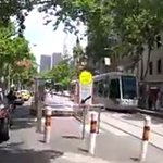 Collins street /Tram