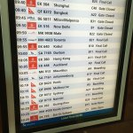 Airport flights online