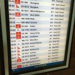 Airport flights online
