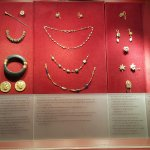 jewellry in the main museum