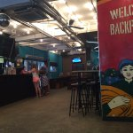 Reception & Bar Area