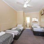 Tripple Room (3 Single Beds)