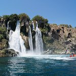 Photo de Duden Waterfalls