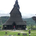 Photo of Hopperstad Stave Church
