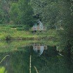 Camping & Pension Au an der Donau Foto