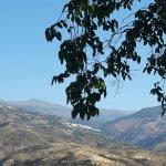 View on Alpujaras from Alquería de Morayma