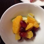 Mixed fruit at Breakfast