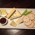 Cheeseboard - A must occasionally and very nice!!