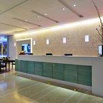 Hotel's Front Desk & Tour Desk