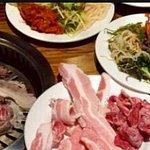 8 Colours Korean BBQ Buffet照片