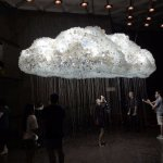 """The Cloud"" centrepiece"