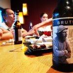 cerveza artesanal brutus