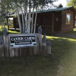 Foto de Canyon Cabins