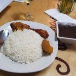 Rice Beans and Maduro
