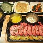 Grilled Fragranted Duck Set Menu