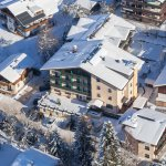 Hotel Kirchboden is situated on a beautiful hill in the middle of Wagrain.