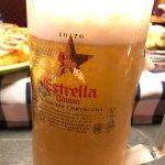 Estrella beer