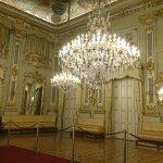 Real Casino de Murcia: Salón de baile.