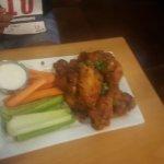 Sweet Thai Chili Wings