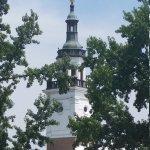 Viewed from George Rogers Clark memorial.