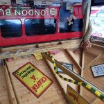 London Bus Cafe Photo