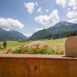 Aussicht vom Hotel Zillertaler Hof