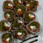 Slyce Italian Sushi Roll