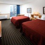 Three Queen Beds