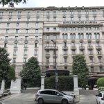 Hotel Principe Di Savoia front