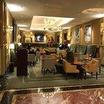 Hotel Principe Di Savoia lobby lounge