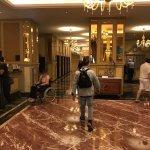 Hotel Principe Di Savoia lobby